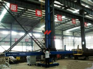 China Rigid Welding Manipulator / Welding Column And Boom With Lubrication System on sale