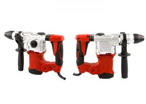 China 1250W 30mm Roto Hammer Drill Four Function SDS Plus Electric Drill Machine on sale