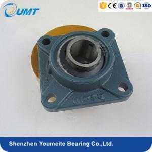China UCF 201 Heavy duty Bridge pillow blocks bearings / Agricultural machinery bearing on sale