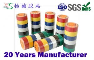 China Rubber Resin PVC Electrical Insulation Tape on sale