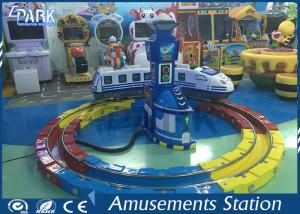 China Electric Ride On Train Kiddy Ride Machine Entertainment Equipment For Park on sale