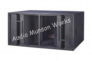 China 18 Inch Pro Audio Subwoofer For Live Music Show on sale