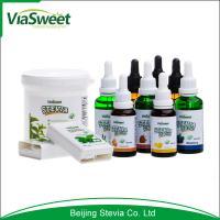 Multi flavors liquid sugar stevia leaf extract concentrates sweetener