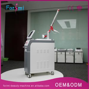 China forimi q switched nd yag laser machine tattoos pigmentations freckles removal laser machine on sale