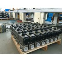 Double Action  Pneumatic Actuators Rotary Manufacture in China