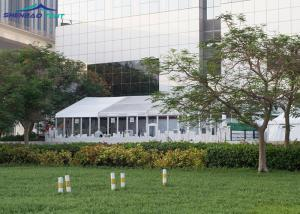 China Wind Resistant Heavy Duty Event Marquee Tent For Wedding Ceremony on sale