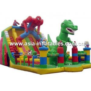 China CE Certificate Inflatable Castle, Inflatable Playground For Kids on sale