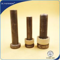 China High Pressure Steel Shear Stud Bolt , Drawn Arc Stud OEM / ODM Available on sale