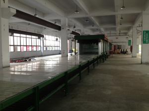 China Flexible Low Pressure Mattress Foam Production Line With PLC Control , 60Kg / m³ on sale