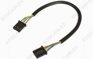 China 22AWG Multi Core AMP Wiring Harness Car Digital Video Extension Cables on sale