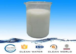 China BV / ISO Organic Silicon Defoamer Chemical , Defoaming Agents PH 6.5~8.5 on sale
