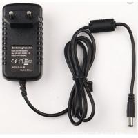 China AC DC power adapter power supplies 12v 1a 1.5a 2a 12W 15W 24W 30W for CCTVs,LED strips with UL CE SAA marked on sale