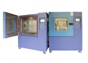 China Customized Programmable Dust Test Chamber With Strong Spray Dust Device on sale