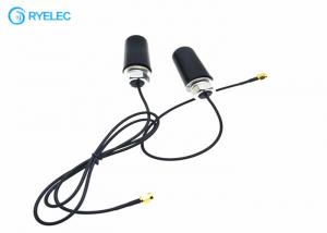 China 2.15 Dbi Versions Stubby Indoor WIFI Antenna With SMA RP Male And RG174 on sale