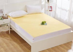 China Bamboo Terry Waterproof Cot Mattress Protector for Home or Hotel on sale