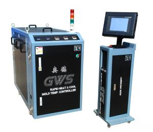 China Industrial Rapid Heating / Cooling Cycle Injection Molding Temperature Controller Units for Coking Equipment on sale