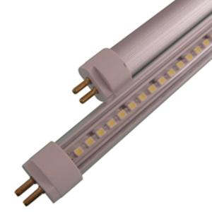 China 12W SMD2835 T5 LED Tube Lights With 2800-3200k Warm White For Exhibition Hall on sale