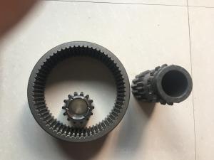 China High Strength Internal Bevel Gear , Flywheel Starter Internal Tooth Gear on sale