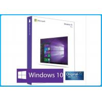 Microsoft Windows Professional 10 64-Bit Box Retail Pack USB Flash Drive 100% Activation Online UK/ USA 1 User