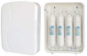 China 5 filtro do purificador da água do Ro F da cozinha da parede do cair da fase, filtros de membrana para o tratamento da água on sale