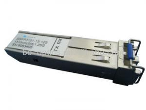 China Cisco Compatible Transceivers 10GB CWDM SFP+ Fiber Optical Transceiver Module 1610nm 80km on sale