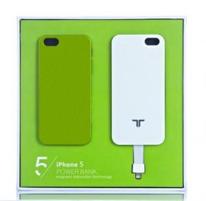 China Magnetic Portable Power Bank , Mobile External Battery Charger for iPhone 5 on sale