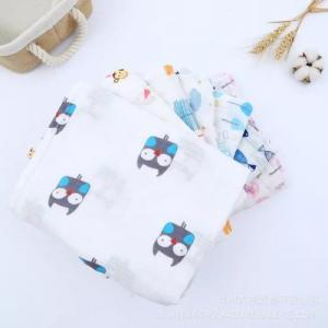 China Comfortable Muslin Receiving Blankets Safe Healthy Multi Use 98*74 Mesh on sale