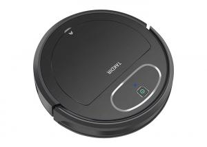 China 3 In 1 Smart Automatic Robot Vacuum Cleaner 28 Watt For Home Floor Sweeping on sale