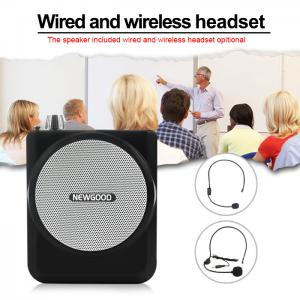 China AUX port wireless and wired digital amplifier speaker for Parkinson's, MS, Guillain-Barré syndrome, ALS on sale