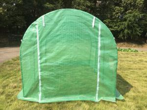 China Fully Galvanized Steel Frame Polytunnel Greenhouse Pollytunnel Poly Tunnel PE greenhouse 3 on sale