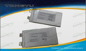 China Ebike Rechargeable Lithium Batteries 3.7V 5000mAh TY8365130 , High Power on sale