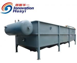China Garment Factory Dissolved Air Flotation Equipment Organic Waste Disposer Type on sale