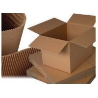 China Moisture Proof Corrugated Carton Box , Shipping Cardboard Boxes Offset Printing on sale