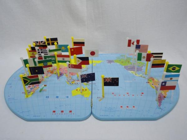 Wholesale custom educational toy treasure world map flag wooden wholesale custom educational toy treasure world map flag wooden kindergaten teaching aids images gumiabroncs Image collections