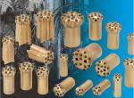 Tungsten Rock Carbide Drill Bits / Retractable Drill Bit For Mining / Blasting