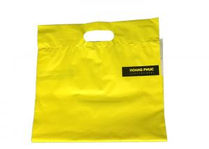 Quality Fashion Plastic Retail Merchandise Bags,Shopping Mailing Bags with Handle for sale
