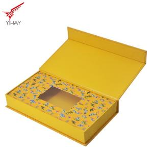 China Vintage Style Cosmetic Paper Box Small Magnetic Cardboard Gift Box on sale