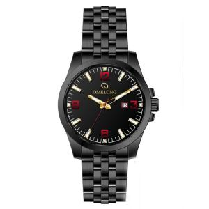 China Modern Quartz Stainless Steel Watch Water Resistant CE ROHS Approved on sale