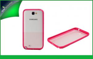 China TPU / PC 2 In 1 Combo Samsung Mobile Phone Cases For Galaxy Note 2 N7100 on sale
