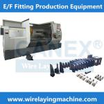 electrofusion wire laying equipment - canex barcode software -iso 13950-12176