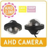IR HD CCTV Infrared Vehicle Camera , AHD Surveillance Vandal Proof Car Mounted Camera