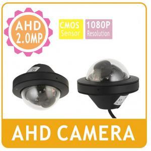 China IR HD CCTV Infrared Vehicle Camera , AHD Surveillance Vandal Proof Car Mounted Camera on sale