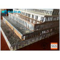 China Ultra Thin Stone Honeycomb Panel For Multi Purpose Indoor And Outdoor Decoration on sale