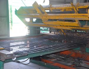 China Powder Coated Pallet Rack Wire Decking Metal Pallet Storage Steel Q235 B Material on sale