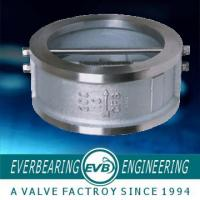 "1"" - 56"" Forged Steel Check Valve , Stainless Steel Wafer Check Valve"