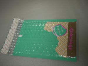 China 95x155mm #A Bubble Packaging Envelopes , Padded Poly Mailers For Agriculture on sale