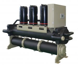 China Modular scroll water cooled chiller//Air Conditioner/chiller on sale