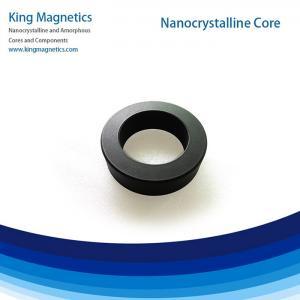 China Toroidal filter choke coil choke inductor nanocrystalline ribbon amorphous core on sale
