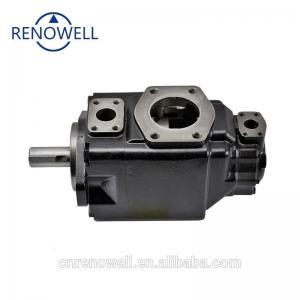 China Denison T6 T7 Series Single Hydraulic Vane Pump supplier