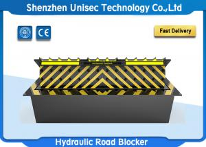 China 120 Tons Passing Pressure Hydraulic Road Blocker With Spray Anti - Rust Paint on sale